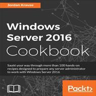 کتاب Windows Server 2016 Cookbook